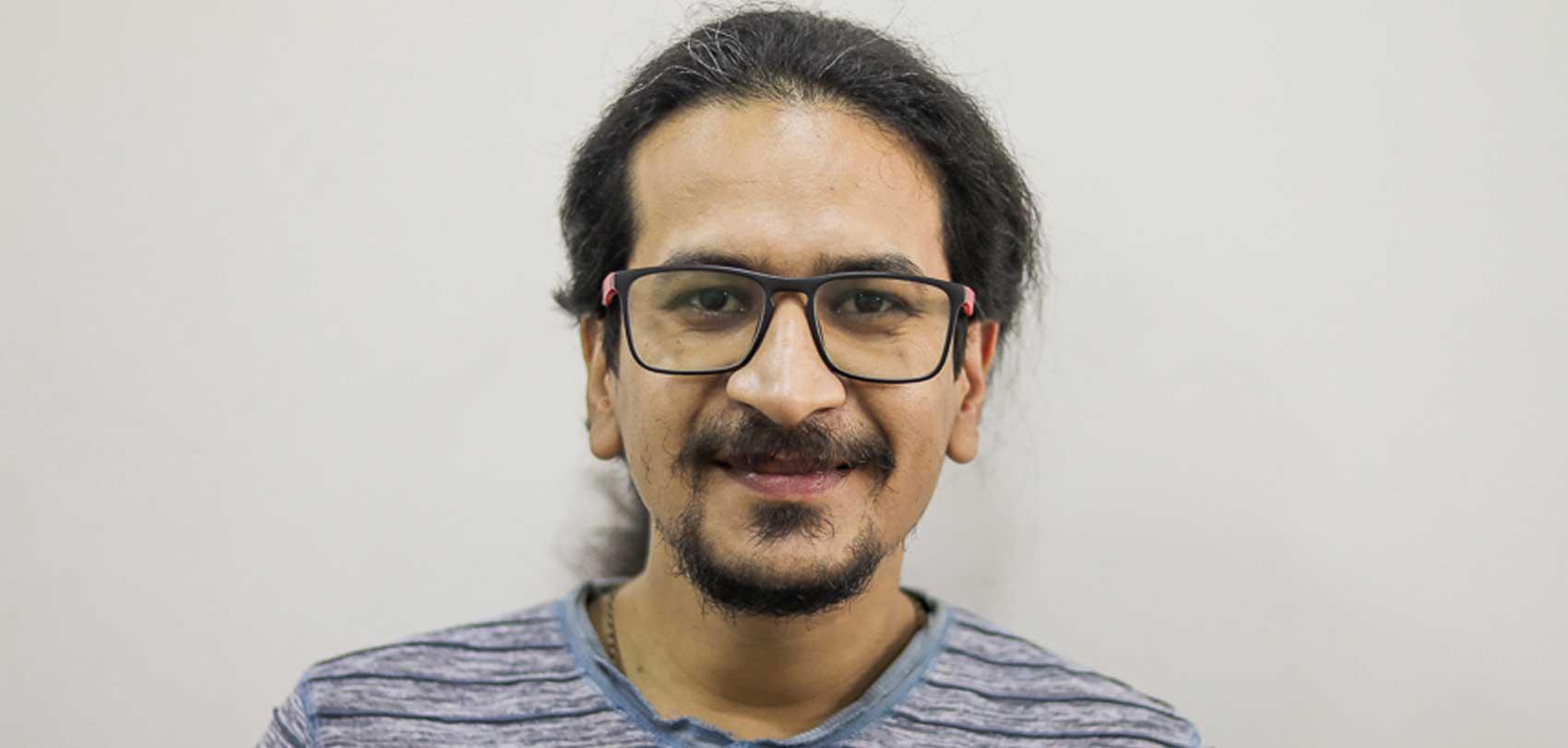 होसले बनाएको फिल्म चल्छ : रवीन्द्रसिंह बानियाँ